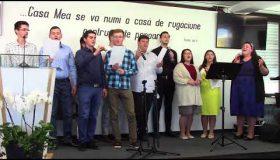 Tinerii din Bethel Singen - Nu te-ndoi ci crede