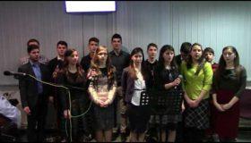 Ce bucurie-tinerii Bethel