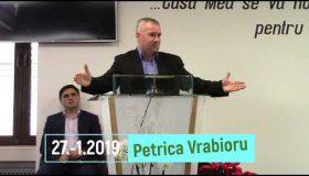 Fr.Petrica V Predica partea 1