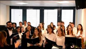 Cand Oceanele cumplit vuiesc- Corul Bethel Trosingen la Bethel München