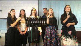 Pentru mine Domnul a rabdat Tinerii Bisericii Bethel
