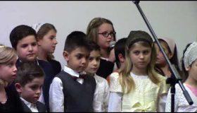 Ajunul Craciunlui 2017: Copii grupa 3 - Poem