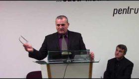 Predici - Dorel Topala - Seara - Partea 1