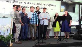 Tinerii din Bethel Singen - Ce-i ce se încred în Cel Atotputernic