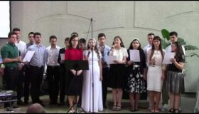 Tinerii Bethel Trossingen la Botez Singen