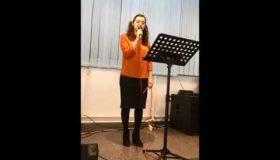 Andreea si Daniel Suldac- Pentru mine a trai este Hristos