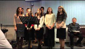Ce mare Esti Tinerii Bisericii Bethel