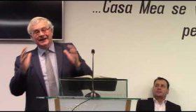 Predica  Pastorul bisericii Bethel Trossingen fr.Martin S.