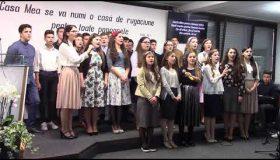 Tinerii Bethel: Domnul ne-a creat...