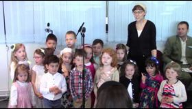 Grupa mica de copii