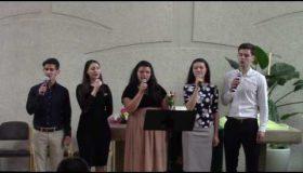 O inima curata Doamne-Grup Bethel Singen