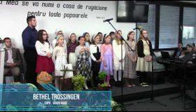 Copii grupa mare Ziua multumirii 2018