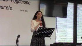 Sora Daria - Poezie - În zorii sfintei zile