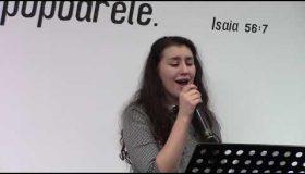 Eunice cântare