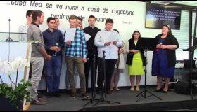 Tinerii din Bethel Singen - Mai sus de stele