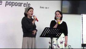 Surorile Mariana si Mirela, Din al mortii trist vesmint
