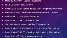 ProgramIunieIulie2018