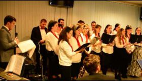 O noapte sfanta - Corul Bethel